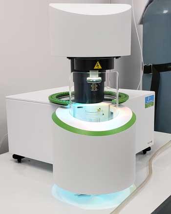 TOC analysis machine