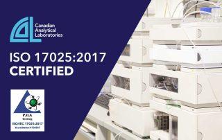 ISO Accreditation awarded