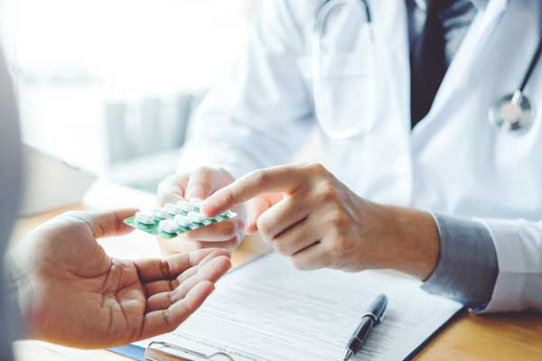Pharmaceutical prescription