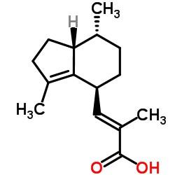 molecular structure of Valerenic Acid